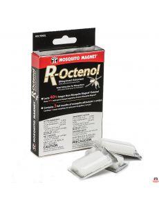 Набор приманок R-Octenol на 2 месяца - 3 таблетки для уничтожителей комаров и мошки Mosquito Magnet