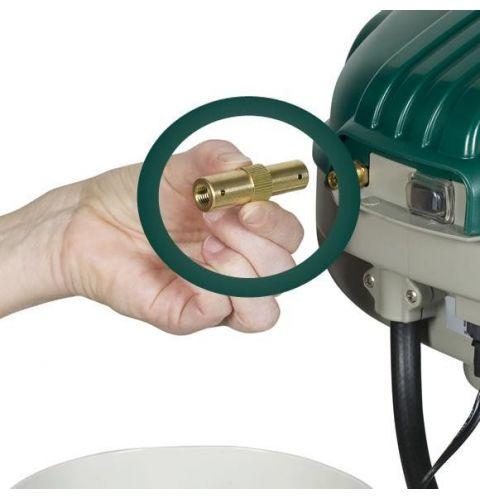 Клапан быстрой очистки для ловушек-уничтожителей комаров и гнуса Mosquito Magnet