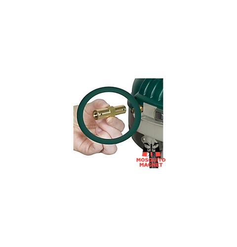 Установка адаптера быстрой очистки, для дальнейшего использования катриджа быстрой очистки