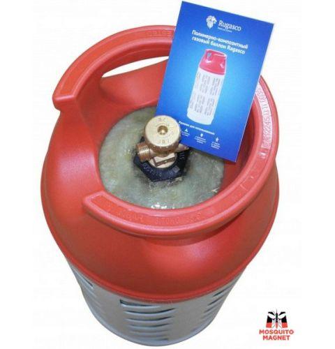 Композитный газовый баллон Ragasco LPG для уничтожителей комаров и гнуса Mosquito Magnet на 24,5 л