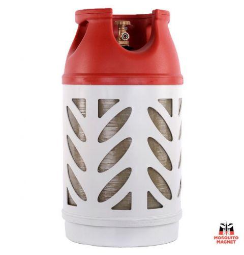 Композитный газовый баллон на 24,5 литра для уничтожителей комаров и мокрецов Mosquito Magnet