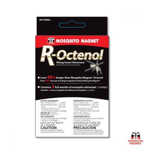 Коробка с тремя таблетками аттрактанта Р-Октенол